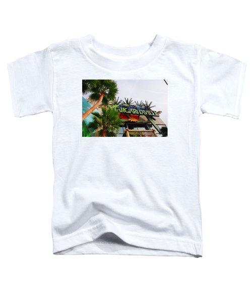 Jimmy Buffets Margaritaville In Las Vegas Toddler T-Shirt