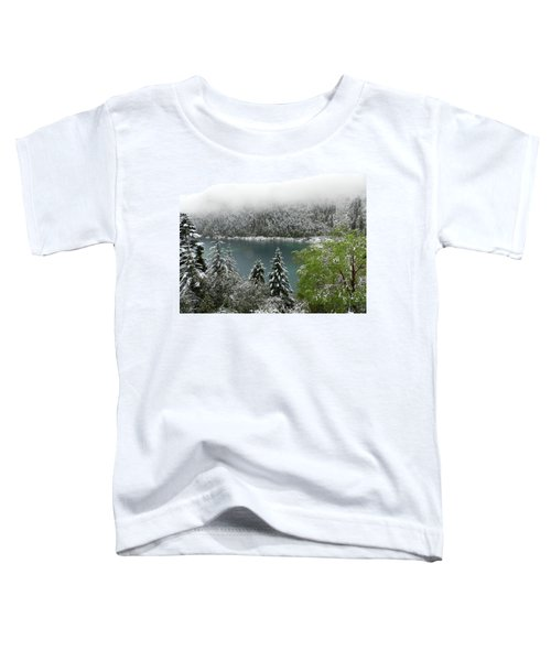 Jiuzhaigou National Park, China Toddler T-Shirt