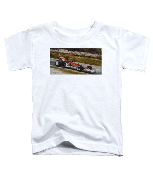 Jochen Rindt, Lotus 72 Toddler T-Shirt