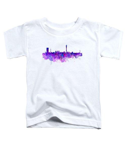 Johannesburg Skyline Toddler T-Shirt