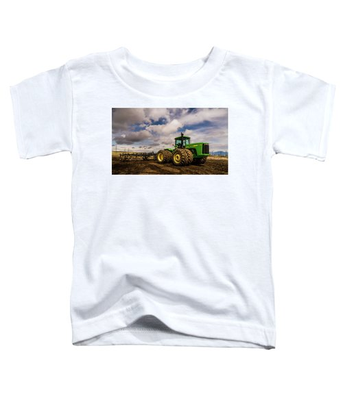 John Deere 9200 Toddler T-Shirt