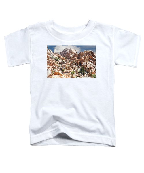 Joshua Tree National Park - Natural Monument Toddler T-Shirt