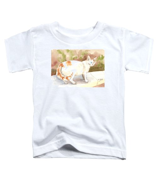 Jourieh Or Bowie  Toddler T-Shirt