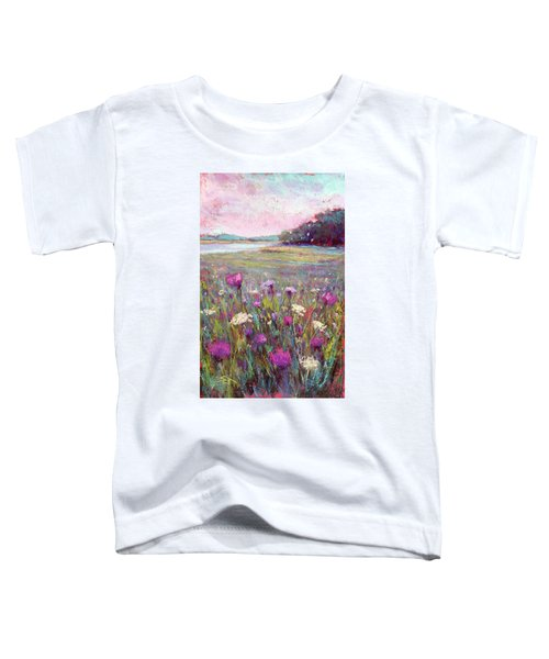 Joy In The Morning Toddler T-Shirt