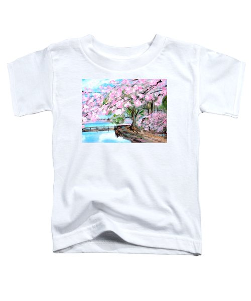 Joy Of Spring. For Sale Art Prints And Cards Toddler T-Shirt