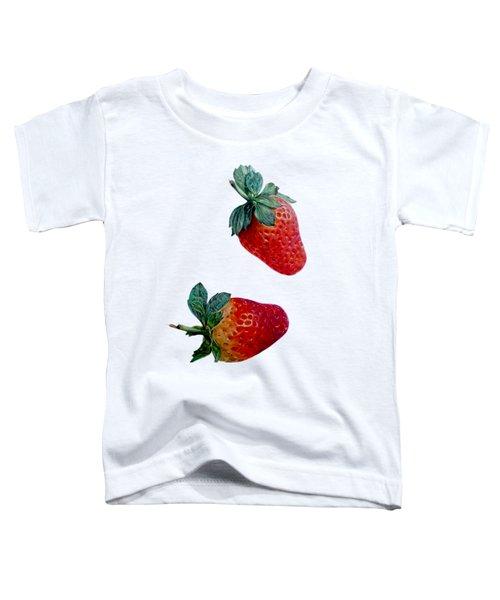 Juicy Toddler T-Shirt by Nanika Purnawati