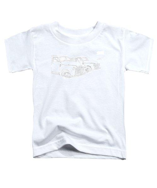 Junkyard Finds Toddler T-Shirt