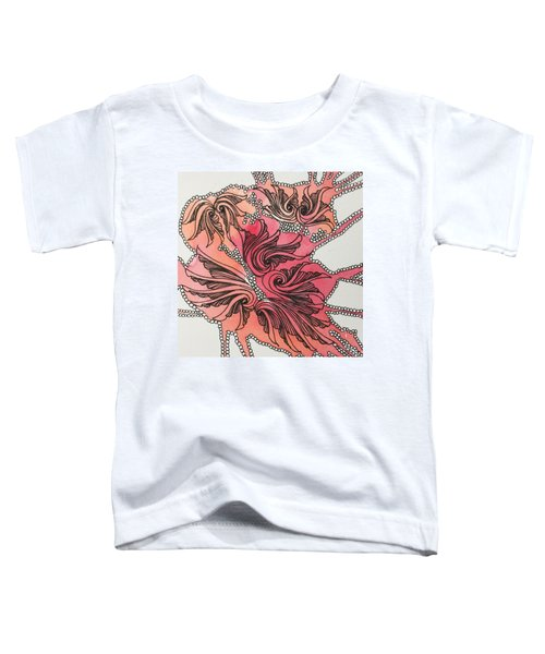 Just Wing It Toddler T-Shirt
