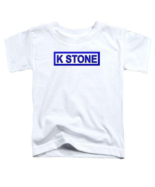 K Stone Toddler T-Shirt