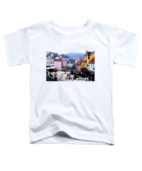 Karlovy Vary Cz Toddler T-Shirt
