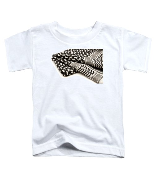 Keffiyeh Toddler T-Shirt