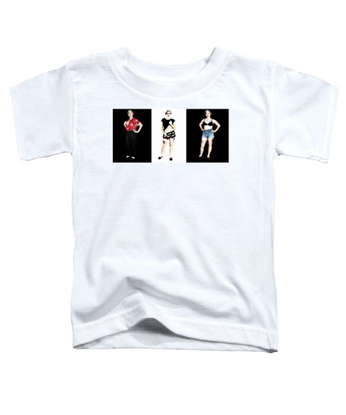 Kelsey 4 Toddler T-Shirt