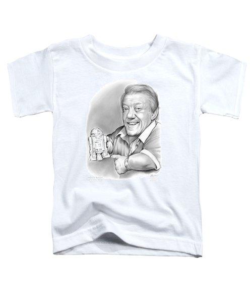 Kenny Baker R2d2 Toddler T-Shirt