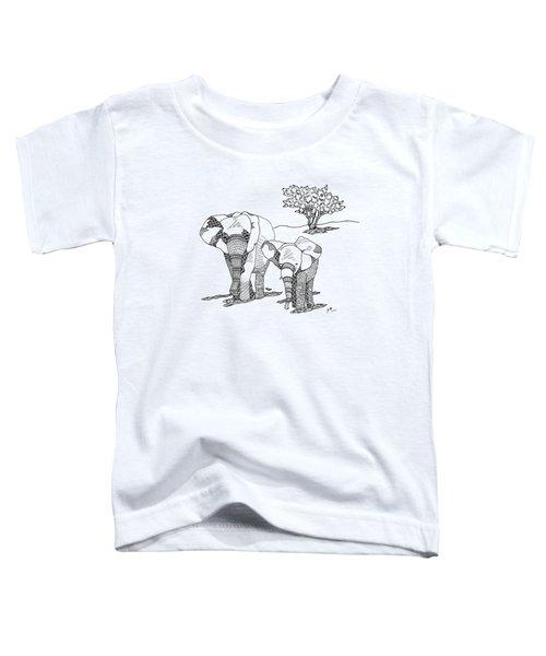 Kenyan Walk Toddler T-Shirt