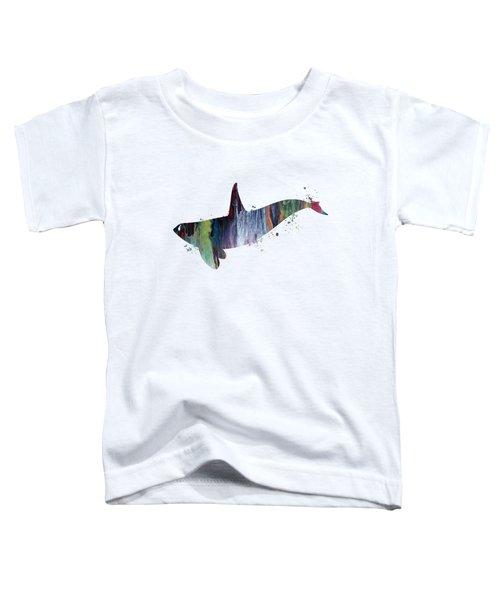 Killer Whale Toddler T-Shirt