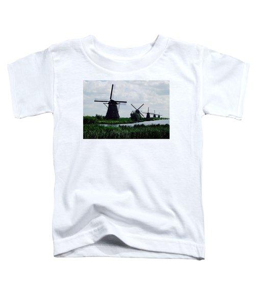 Kinderdijk Toddler T-Shirt