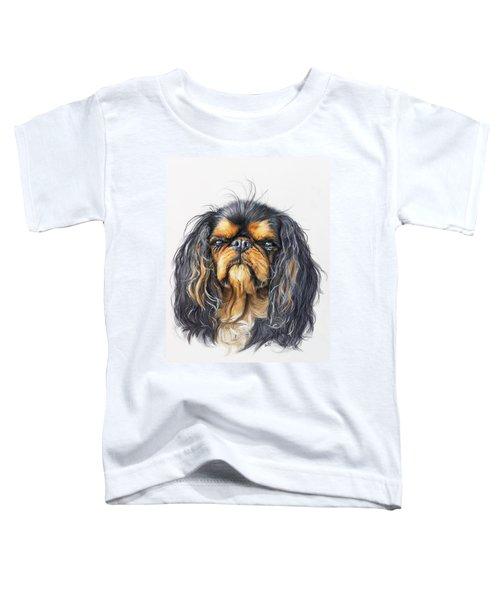 King Charles Spaniel Toddler T-Shirt