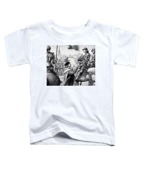 King Henry Vii Toddler T-Shirt