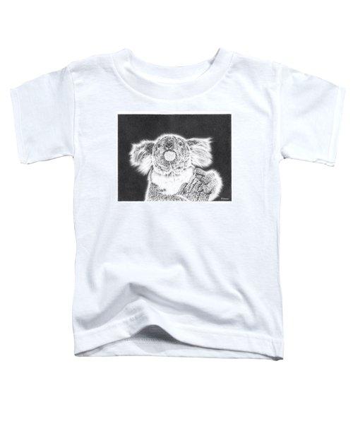 King Koala Toddler T-Shirt