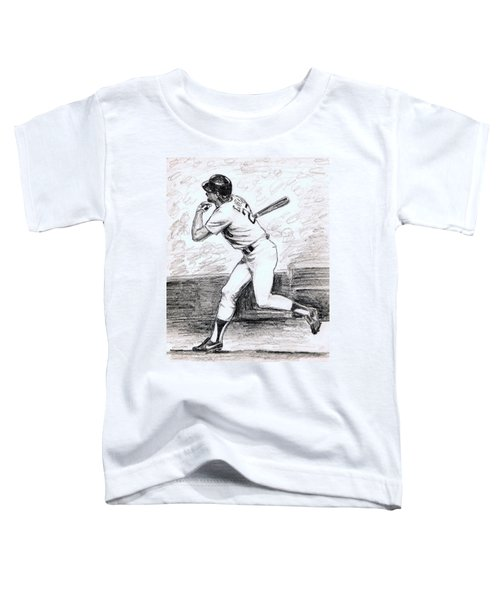 Kirk Gibson Toddler T-Shirt