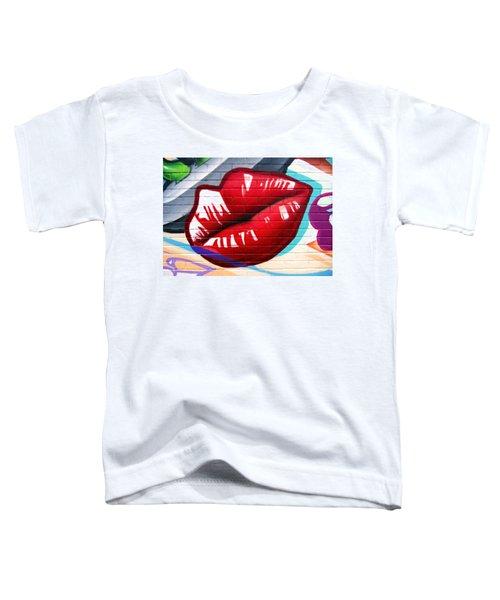 Kiss Me Now ... Toddler T-Shirt