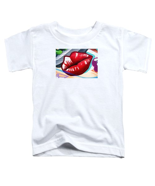 Kiss Me Now ... Toddler T-Shirt