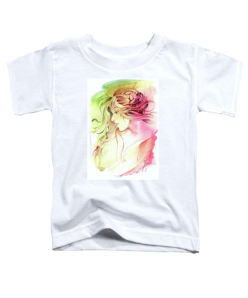 Kiss Of Wind Toddler T-Shirt