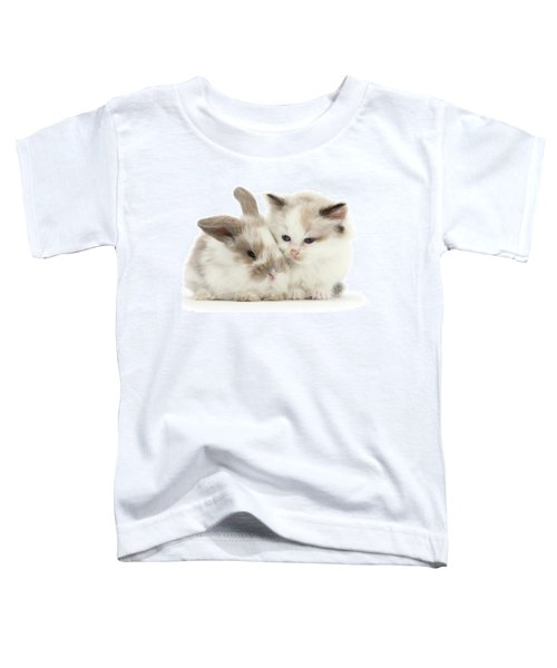 Kitten Cute Toddler T-Shirt