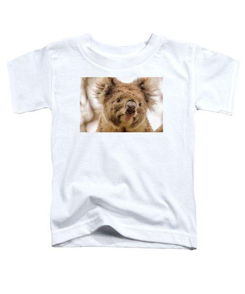 Koala 4 Toddler T-Shirt