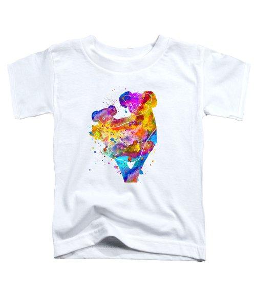 Koala Art Toddler T-Shirt