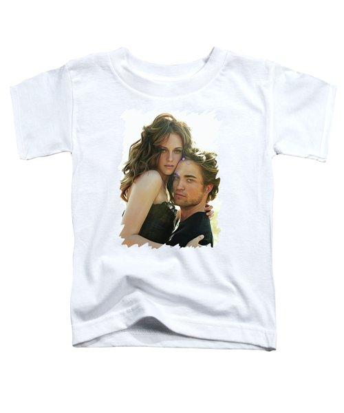 Kristen Stewart Toddler T-Shirt