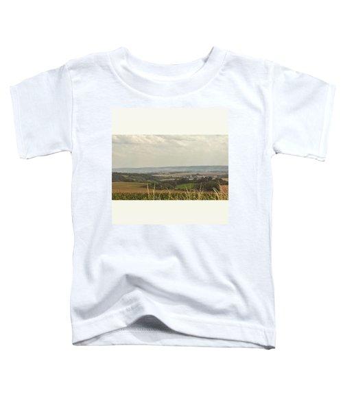 Kurz Vor #hermannsacker... #nordhausen Toddler T-Shirt
