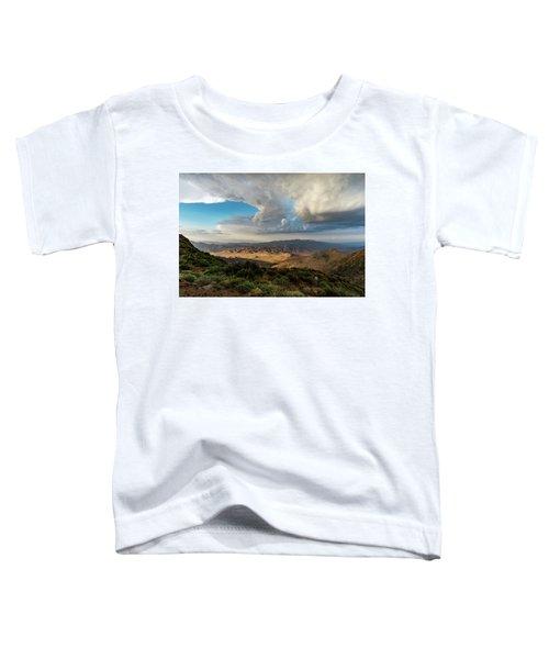 Kwaaymii Point Monsoon Toddler T-Shirt