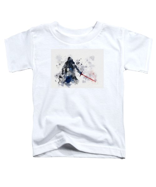 Kylo Ren Toddler T-Shirt
