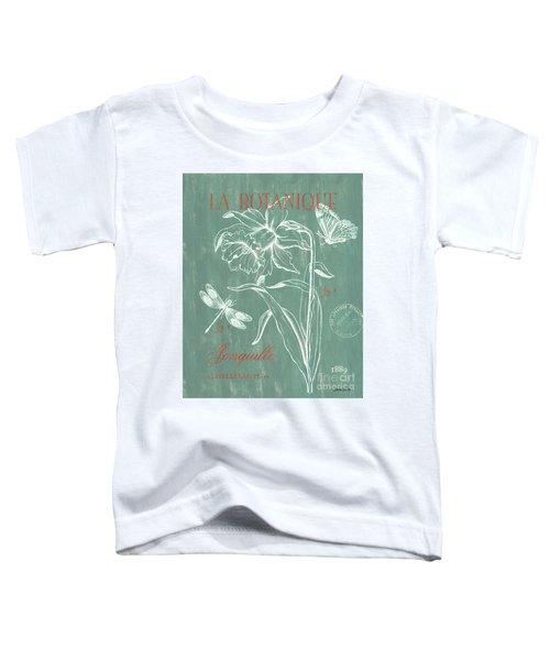 La Botanique Aqua Toddler T-Shirt