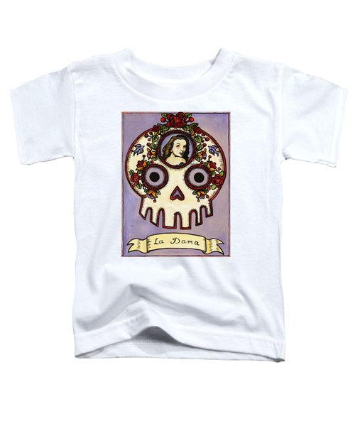La Dama - The Lady Toddler T-Shirt