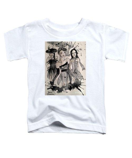 Ladies Galore Toddler T-Shirt