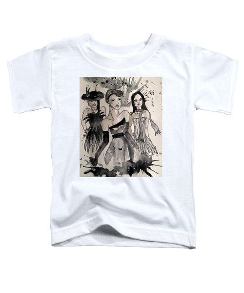 Ladies Galore Toddler T-Shirt
