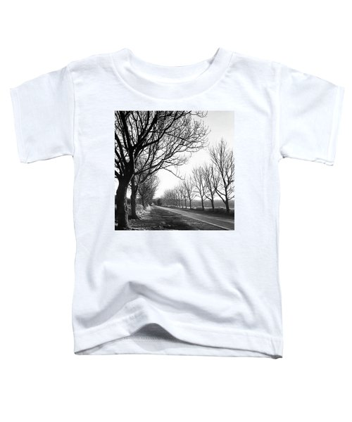 Lady Anne's Drive, Holkham Toddler T-Shirt