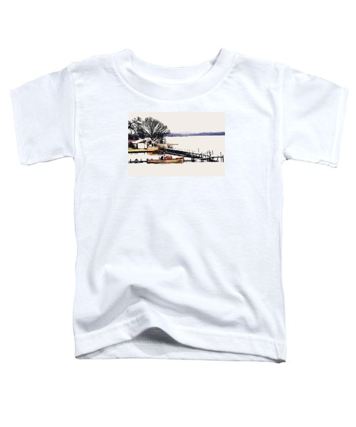 Toddler T-Shirt featuring the photograph Lady Jean by Jeremy Lavender Photography