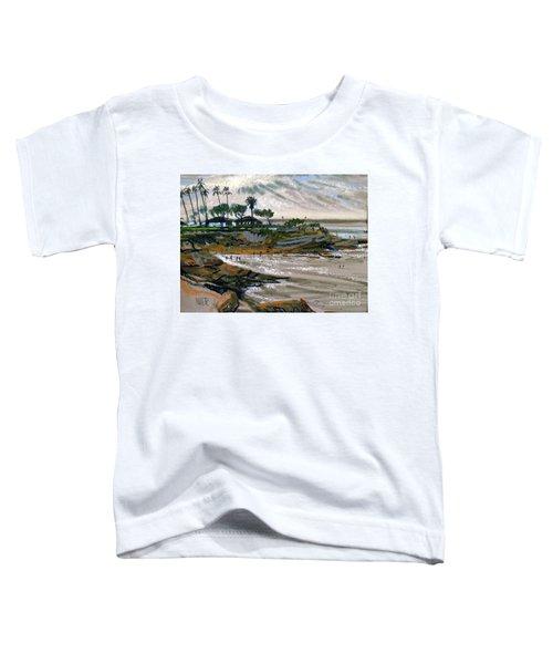 Laguna Beach 91 Toddler T-Shirt