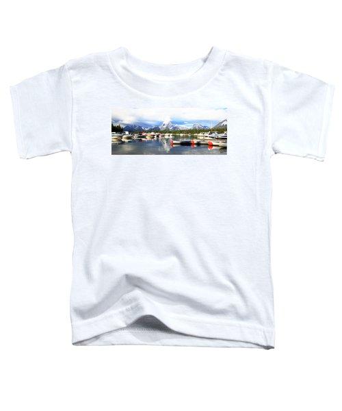 Lake Jackson Toddler T-Shirt by Lam Tran