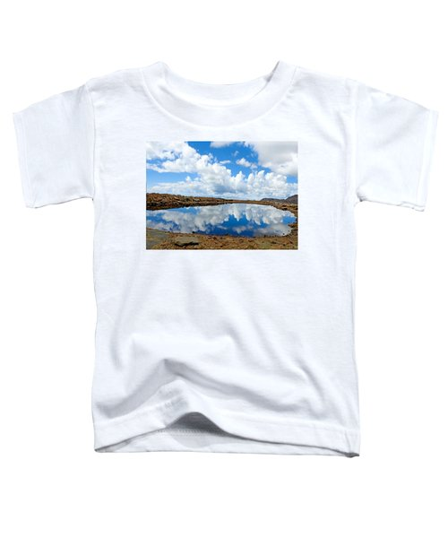Lake Of The Sky Toddler T-Shirt