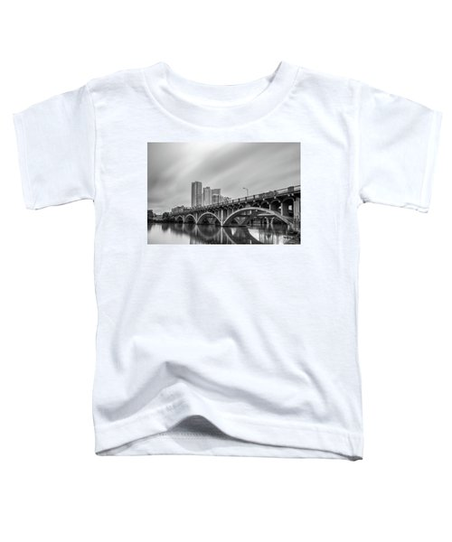 Lamar Bridge In Austin, Texas Toddler T-Shirt