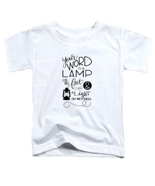 Lamp Toddler T-Shirt