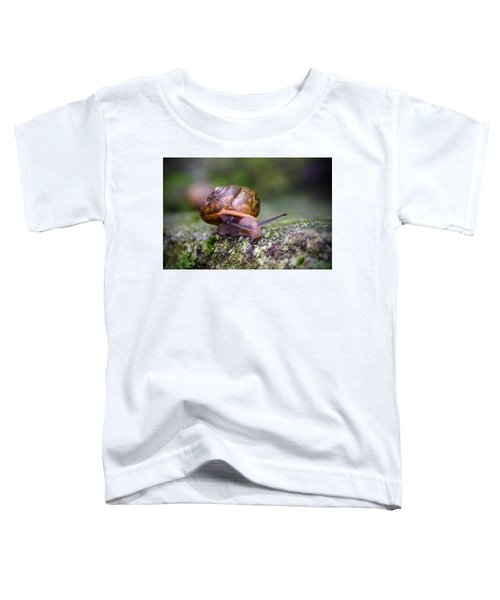 Land Snail II Toddler T-Shirt