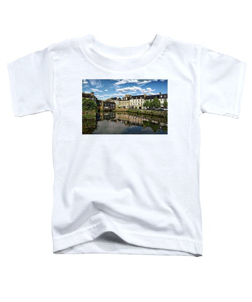 Landerneau Village View Toddler T-Shirt