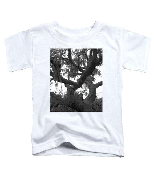 Lands End Talking Tree Toddler T-Shirt