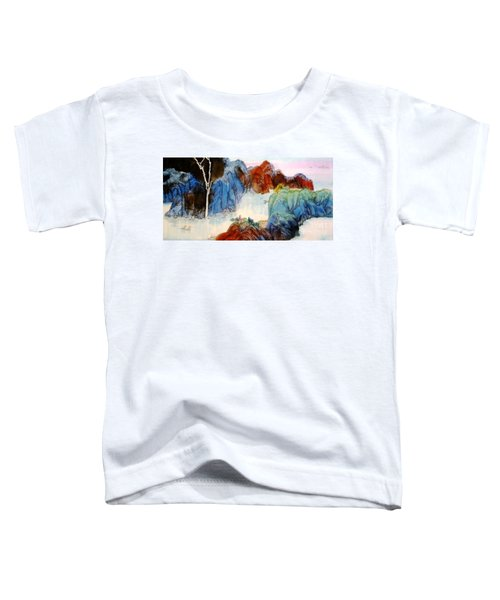 Landscape #2 Toddler T-Shirt