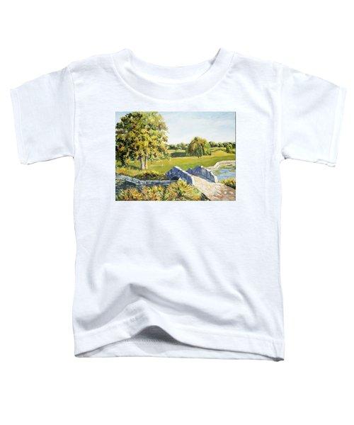 Landscape No. 12 Toddler T-Shirt